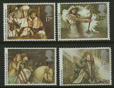 Great Britain   1985   Scott #1115-1118    Mint Never Hinged Set