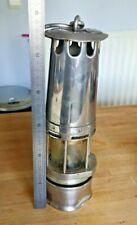 Lampe de mineur Camille Cornil Gilly miner's lamp antieke grubenlampe Bainbridge