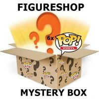 FUNKO POP! FIGURESHOP BOX / 6x POP