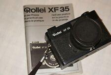 ROLLEI XF 35 OBJECTIF SONNAR 2.3/40 MM