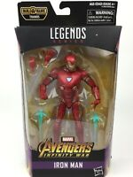 Marvel Avengers Infinity War Iron Man - Build a Figure Thanos - Legends Series