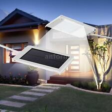 Ultra-thin Waterproof Solar Wall Street Light 15LED Light Sensor Outdoor Garden