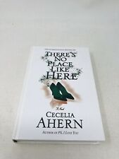 There's No Place Like Here by Cecelia Ahern Large Print Hardcover