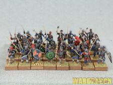 28mm Warlord WDS painted Hail Caesar Saxon Thegns i79