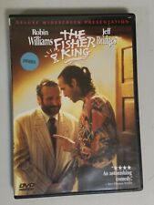 The Fisher King (DVD, 1999) Robin Williams, Jeff Bridges, Amanda Plummer