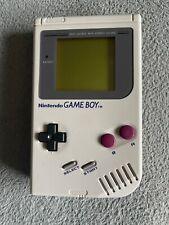 Nintendo Game Boy Weiß Handheld-Spielkonsole Mit Tetris !!! TOP!!!