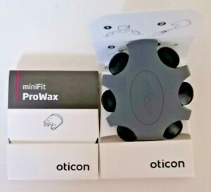 Oticon ProWax miniFit Wax Guards (Can be used with Bernafon)