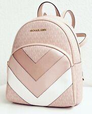 Michael Kors rucksack tasche  abbey md backpack ballet rose gold neu