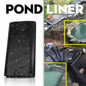 Pond Liner High Quality for Best price on eBay Reinforced Landscaping