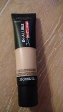 L'OREAL INFALLIBLE TOTAL COVER..GOLDEN AMBER..No 290