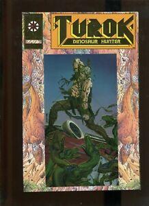 TUROK DINOSAUR HUNTER #1 (9.4) GOLD EDITION!! 1993