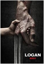 "Logan Wolverine 9"" X 13"" Marvel Comics Character Movie Poster"