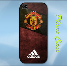 Manchester United Legend Red Devil MU018 Pictorial Case for iPhone & Samsung