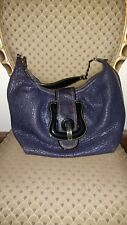 "Fendi ""B"" Large Hobo Leather Handbag - Superb Condition"