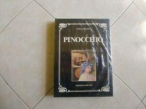 """Collodi """"Pinocchio"""" illustrato da N. e S. Gregori Ed.Paoline 1989 blisterato"""