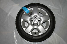 4x  Pirelli 185/60 R15 88T 6J Winterkompletträder, Opel-Designräder, ohne RDKS