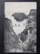 County Antrim: Carrick-A-Rede BALLYCASTLE - Old Postcard