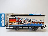 """Gedeckter Güterwagen GK 10 , Bedruckung """"GERMANY"""",Märklin HO,4680.87705,TOP,UW"""