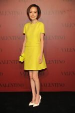 NEW $2.350 Valentino crepe dress from the Spring 2014 collection,size 8