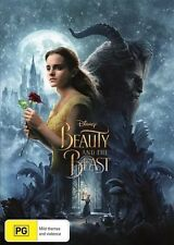 BEAUTY AND THE BEAST DVD EMMA WATSON NEW & SEALED- FREE POSTAGE!