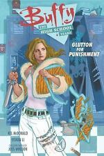 Buffy the Vampire Slayer The High School Years: Glutton for Punishment