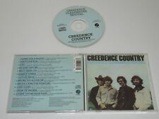 CREEDENCE CLEARWATER REVIVAL/CREEDENCE COUNTRY(CDFE 518) CD ÁLBUM