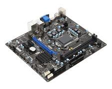 Scheda madre MSI H61MA-E35 (B3) Socket LGA 1155-VGA-Motherboard-Mainboard