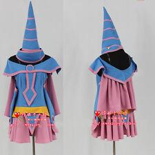 Yu-Gi-Oh! Dark Magician Girl Cosplay Costume Any Size