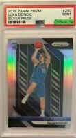 *BUYBACK PACK PLEASE READ* Luka Doncic Silver Prizm PSA Rookie RC Chase Pack