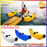 Durable Kayak Inflatable Outriggers Canoe Buoy Float Standing Water Stabilizers❤