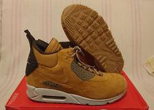 Size 9 Nike Air Max 90 Sneakerboot Winterized Waterproof Wheat 684714 700 AM90