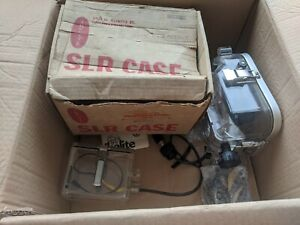 Various Old Ikelite Underwater Camera Housing, ports and spares