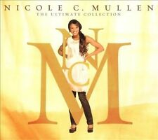 The Ultimate Collection - Nicole C. Mullen (CD, 2009, Word) - FREE SHIPPING