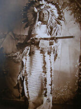 """"""" Chief  Spotted Eagle""""  Chiefs of the Little Big Horn 11 X 16"""
