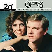 Carpenters - 20th Century Masters:Millennium Collection: Best of CD SEALED