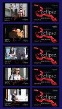 "Twilight Eclipse ""Signature Set"" Trading Card 11-15"