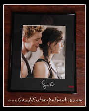 The Hunger Games: Catching Fire *SAM CLAFLIN* Signed Matted Frame S2 PROOF COA