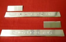 Chrysler 300 2011-2012 Stainless Door Sills Mopar OEM