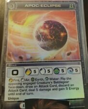 1x  Chaotic Card ULTRA RARE Apoc-Eclipse UNUSED CODE
