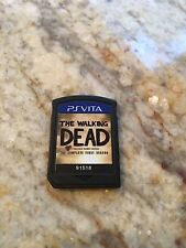 The Walking Dead Complete First Season - PS Vita - Free Shipping