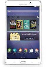"Samsung Galaxy Tab 4 NOOK Edition 7"" 8GB Wi-Fi Tablet SM-T230NU - White (IL/PL1-"