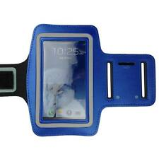 Blue Sports Running Gym Armband Arm Band Case for Samsung Galaxy S5 S4 S3 S2