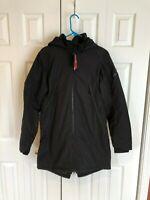 Nike Sportswear Tech Pack Modern Down Fill Parka Jacket Size small 806832-010