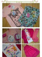 NICE NEW 100% bundle girl clothes 8/9 yrs 9/10 yrs TOPS LEGGINGS DRESS  (2.5)
