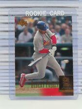 2001 Upper Deck Albert Pujols Star Rookie RC #295 Cardinals U96