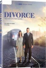 DIVORCE 1 (2016): Sarah Jessica Parker HBO TV Comedy Season Series -  NEW DVD R1