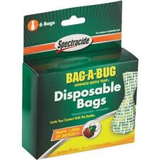 12 Pk Spectracide Bag-A-Bug Japanese Beetle Trap Replacement Bag 6/Pk HG-56903