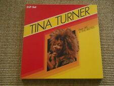 Tina Turner & The Ikettes River Deep Mountain High 3 LP Box washed /gewaschen