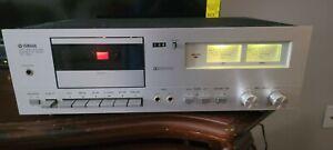 YAMAHA TC-320 Dolby Stereo Tape Cassette Deck / Original Box & Manual