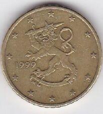 50 CENT EURO FINLANDE 1999